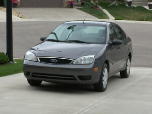 2007 Ford Focus Immaculate Condition 135km New Tires!