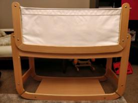 Snuzpod 2 / Snuz pod 2 bedside crib