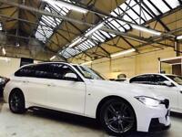 2014 BMW 3 Series 2.0 318d M Sport Touring 5dr Diesel Automatic