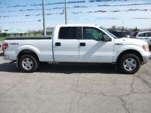 """2013 FORD F150 SUPERCREW 4X4  """"VERY NICE TRUCK"""""""