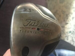 Titleist 9.5 Titanium 983E Driver Peterborough Peterborough Area image 1
