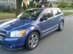 2007   Dodge Caliber RT AWD  (with safety incl) Super clean car