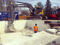 Demolition, Excavation, & Grading Services