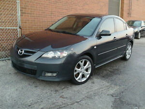 Mazda 3 GT **CERTIFIED AND EMISSION TESTED**