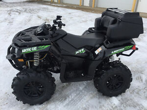 2015 Arctic Cat XR 700 Limited EPS  (Alterra)
