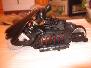 Batman on bike  250 50X model    Very good condition Campbell River Comox Valley Area image 3