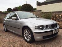 2003 BMW 316ti Compact e46