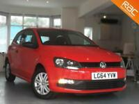 2015 Volkswagen Polo 1.0 (Stop/Start)