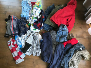 12-18 months boys warmer clothes