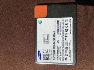 Hard Drive for Laptop (SSD 256G)