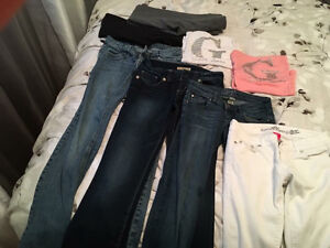 Woman's guess clothes