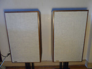 Vintage Dynaco A40XL Speakers