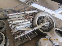 FOR SALE: BARN FIND HARLEY PARTS