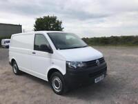 Volkswagen Transporter T28 Startline Van SWB DIESEL MANUAL WHITE (2015)