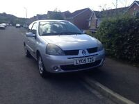 Renault Clio, 2005, 1.2, 7 Months Mot, Good Reliable Little Car...