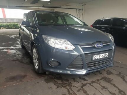 Ford Focus LW 6SP Auto