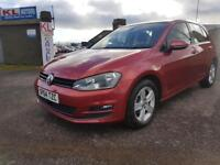 2014 - VOLKSWAGEN GOLF 2.0 TDI MATCH BlueMotion DSG - 1OWNER - FSH