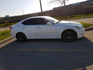 Rare 2008 Lexus is350 for sale.