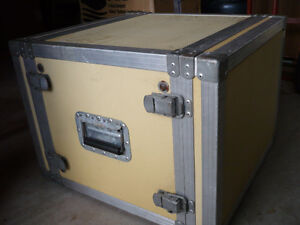 Clydesdale 8U rack roadcase Kawartha Lakes Peterborough Area image 1