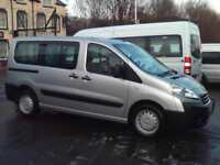 PEUGEOT EXPERT 2.0HDI 5 SEAT WAV DISABILITY WHEELCHAIR ACCESSIBLE VEHICLE