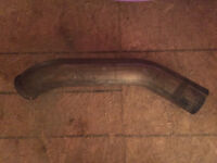 """5"""" downpipe from 08 cummins"""