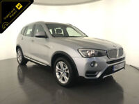 2014 64 BMW X3 XDRIVE20D XLINE DIESEL 1 OWNER SERVICE HISTORY FINANCE PX WELCOME