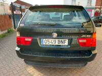SPAIN SPANISH LHD LEFT HAND DRIVE BMW X5 AUTOMATIC WITH ITV +FREE DELIVERY IN UK