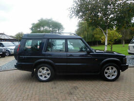 2004 Land Rover Discovery ES 2.5 Td5 ( 7seats ) auto