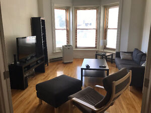 4.5 Bedroom Apartment - FULLY FURNISHED - DOWNTOWN