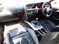 2009 59 AUDI A5 2.0 TDI S LINE 2D 168 BHP DIESEL
