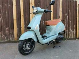Neco Lola 50cc retro classic styled scooter moped finance available