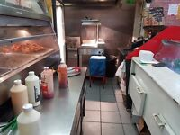 Pizza & Chicken shop for sale