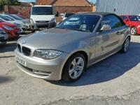 2010 BMW 1 Series 118d SE 2dr CONVERTIBLE Diesel Manual