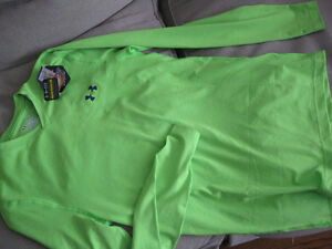 New under Armour long sleeve shirt