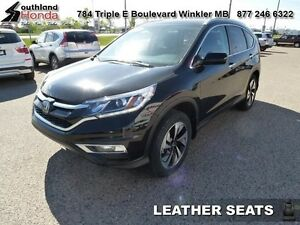 2015 Honda CR-V Touring  - Bluetooth -  navigation -  moonroof -