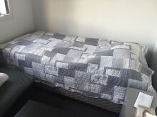 sleep maker king single mattress and base Middleton Grange Liverpool Area Preview