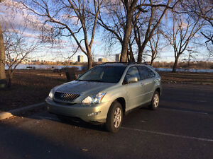 2009 Lexus RX 350 ULTRA PREMIUM PKG / NAVIGATION / CAMERA