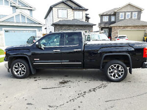 2015 GMC Sierra 1500 SLE with All Terrain & Chrome Packages
