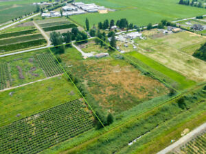 FOR SALE! 4.98 ACRES | LAND ONLY (18257 83 AVENUE)