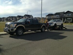 2012 Ford F-250 lariat supercrew Pickup Truck fx4