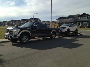 2012 Ford F-250 lariat supercrew Pickup Truck fx4