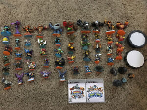 Skylanders Giants and Swap force