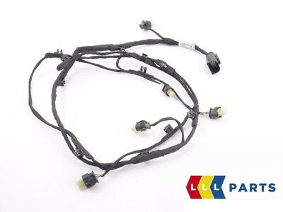 BMW NEW GENUINE 5 SERIES F10 F11 M FRONT BUMPER PDC WIRING LOOM SET 9240742