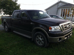 2006 Ford F-150 King Ranch Camionnette