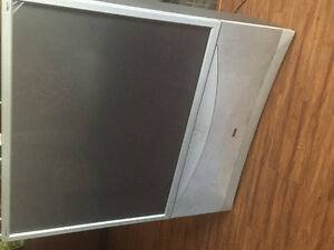 "52"" RCA rear projection with surround"