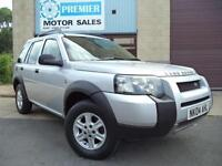 2004 LAND ROVER FREELANDER 2.0 TD4 S, SUPERB CONDITION THROUGHOUT!