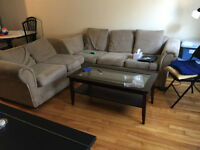 Furnished 3½ close to Concordia C.L.NDG.good for living,For now