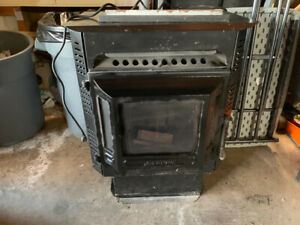 Jamestown Pellet Stove