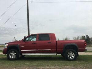 2008 Dodge Ram 1500 LARAMIE Mega Cab = SUNROOF = LEATHER...