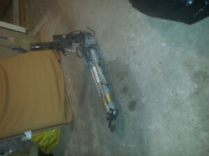 Demco Aluminator Tow Bar & Hitch